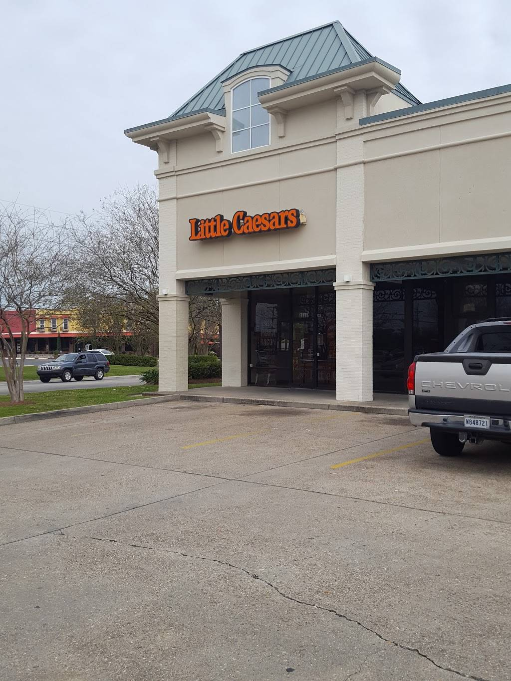 Little Caesars Pizza | meal takeaway | 1528 W Airline Hwy, Laplace, LA 70068, USA | 9856522455 OR +1 985-652-2455