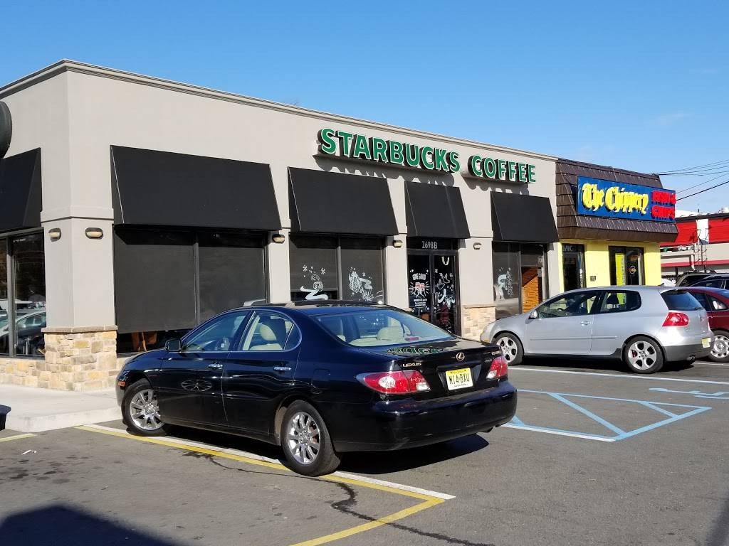 Starbucks | cafe | 2698 Route 22 East, Union, NJ 07083, USA | 9086877299 OR +1 908-687-7299