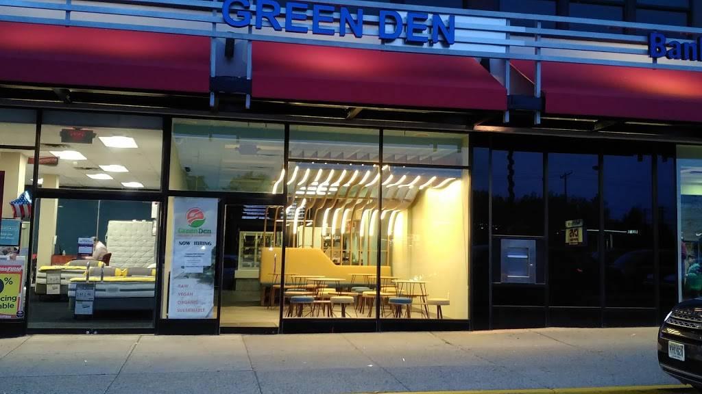 GREEN DEN   restaurant   150 Linwood Plaza, Fort Lee, NJ 07024, USA   2014820085 OR +1 201-482-0085