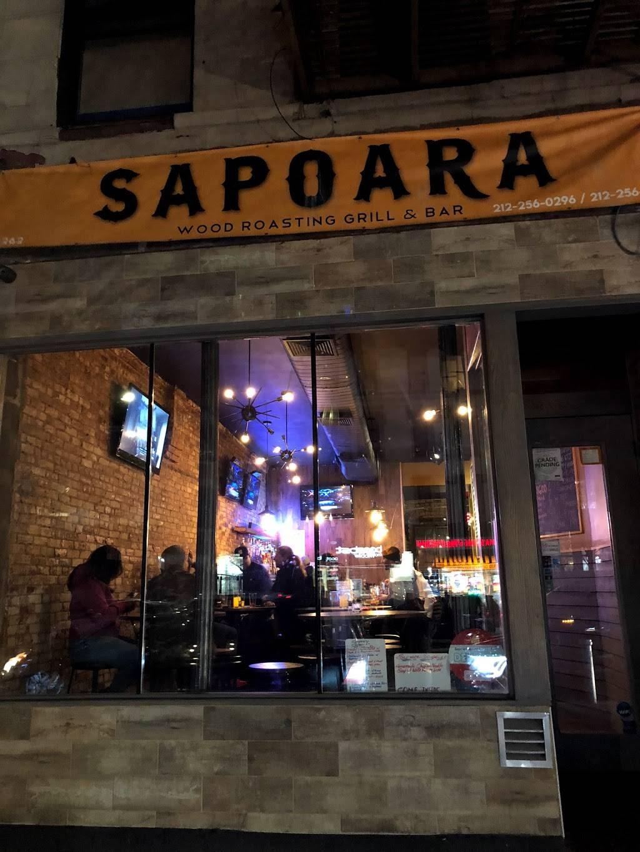 Sapoara | restaurant | 2262 1st Avenue, New York, NY 10035, USA | 2122560199 OR +1 212-256-0199