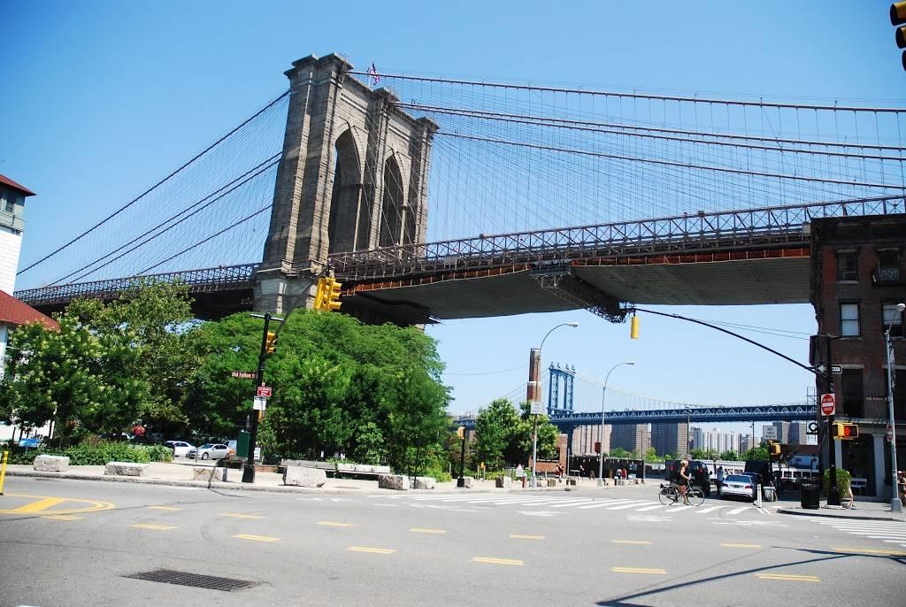 Lizzmonade | restaurant | Brooklyn Bridge, Bridge Park Drive, Brooklyn, NY 11201, USA