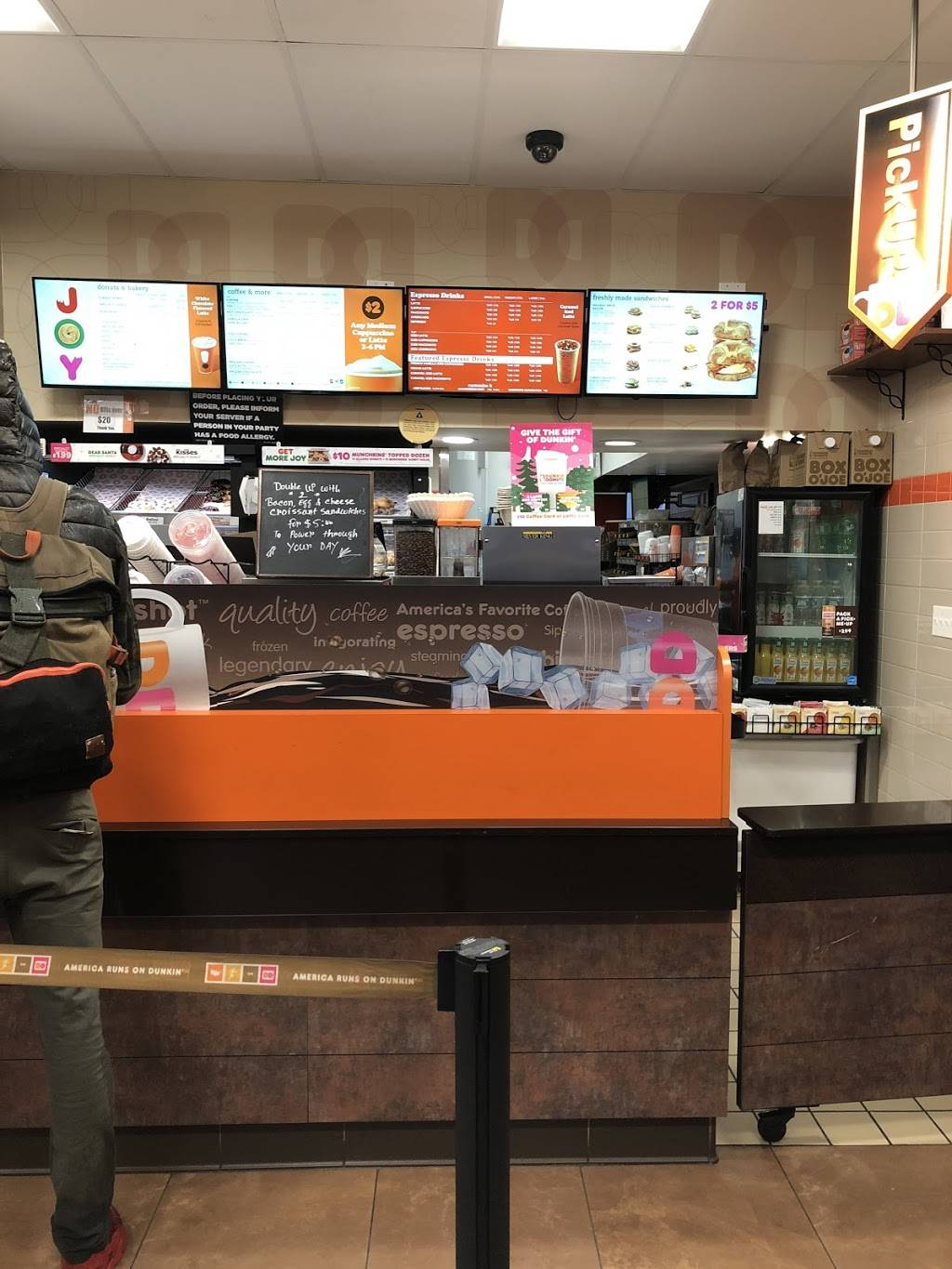 Dunkin Donuts | cafe | 1671 Bedford Ave, Brooklyn, NY 11225, USA | 3474047609 OR +1 347-404-7609