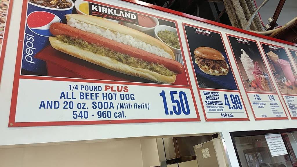 Costco Food Court | meal takeaway | 3250 Vernon Blvd, Long Island City, NY 11106, USA