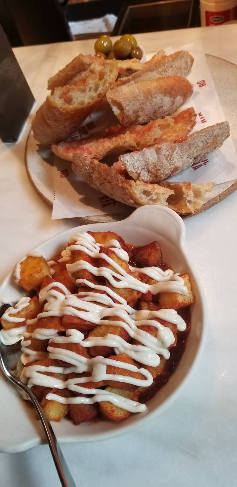 Boqueria   restaurant   260 W 40th St, New York, NY 10018, USA   2122556047 OR +1 212-255-6047