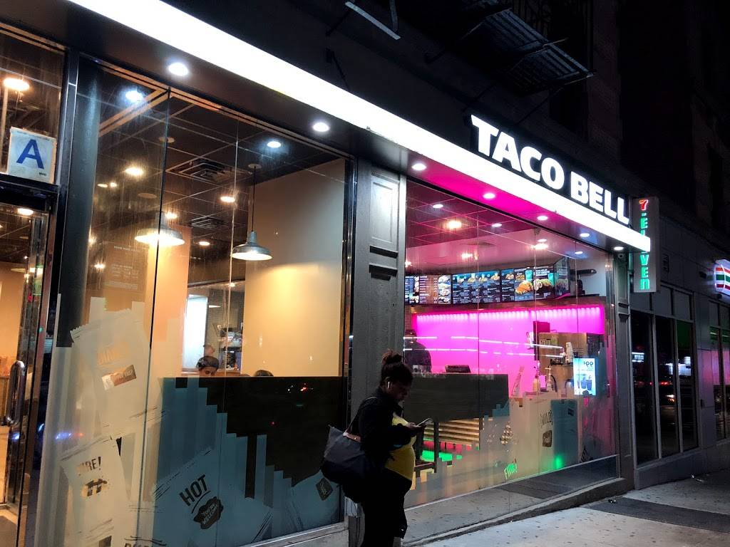 Taco Bell   meal takeaway   1351 St Nicholas Ave, New York, NY 10033, USA   6468526861 OR +1 646-852-6861