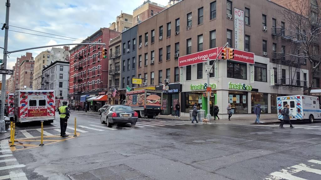 Dunkin Donuts | cafe | 1104 Lexington Ave, New York, NY 10075, USA