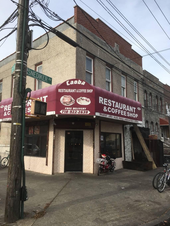 Caoba   restaurant   762 Snediker Ave, Brooklyn, NY 11207, USA   7189222639 OR +1 718-922-2639