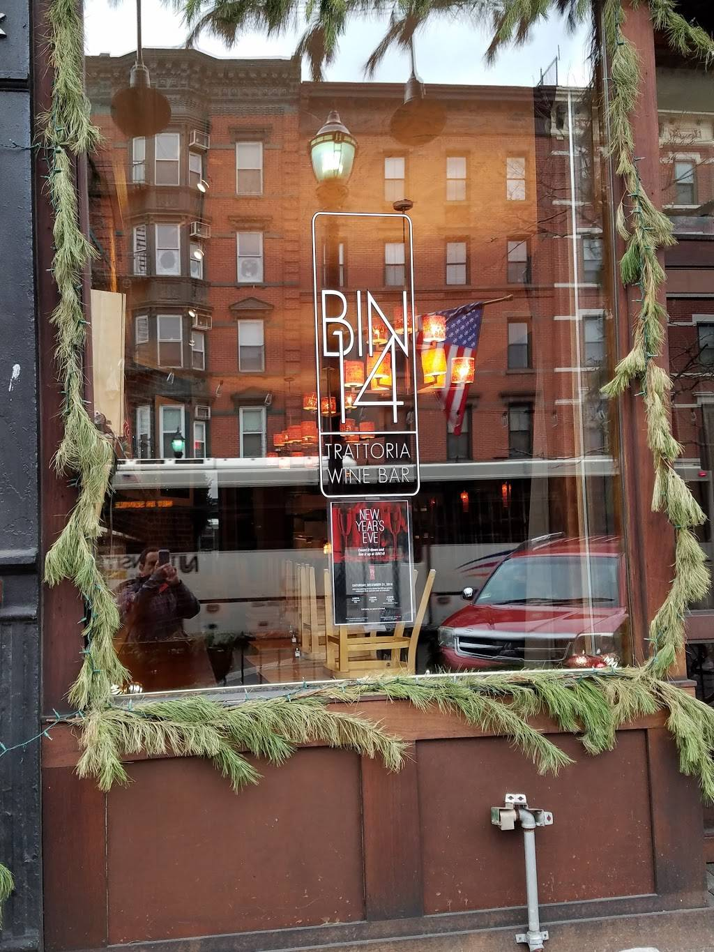 Bin 14 | restaurant | 1314 Washington St, Hoboken, NJ 07030, USA | 2019639463 OR +1 201-963-9463
