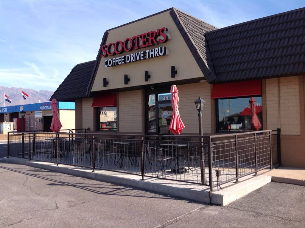 Scooters Coffee | bakery | 1871 W 5300 S, Roy, UT 84067, USA | 8018205091 OR +1 801-820-5091