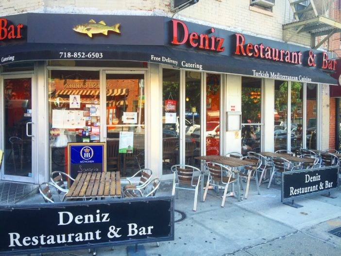 Deniz Turkish Mediterranean | restaurant | 662 Fulton St, Brooklyn, NY 11217, USA | 7188526503 OR +1 718-852-6503