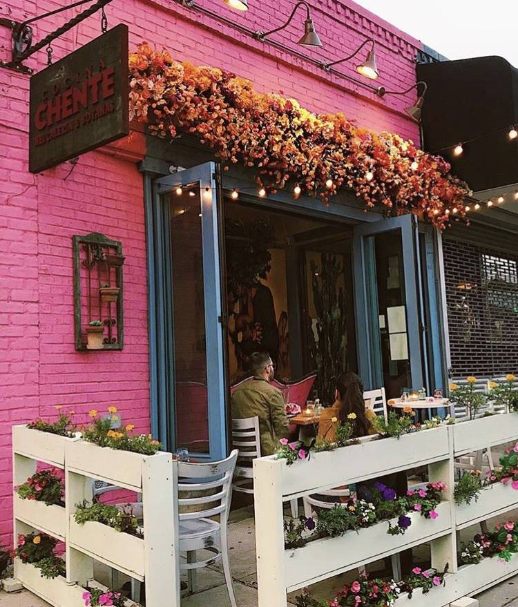 Cocina Chente | restaurant | 3535 Riverdale Ave, Bronx, NY 10463, USA | 3478438081 OR +1 347-843-8081
