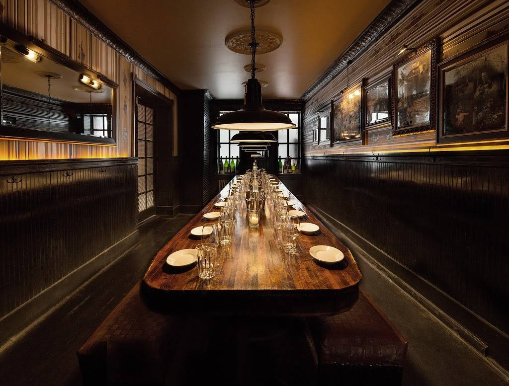The Ten Bells | restaurant | 247 Broome St, New York, NY 10002, USA | 2122284450 OR +1 212-228-4450
