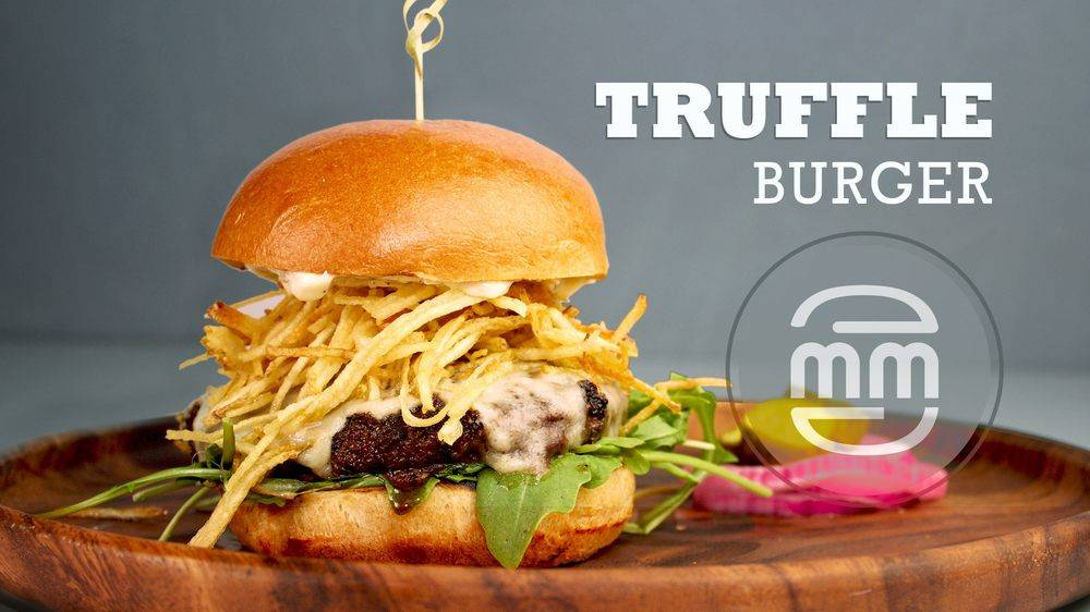 Mix & Match Burger | restaurant | 112 W California Ave, Glendale, CA 91203, USA | 8183964965 OR +1 818-396-4965