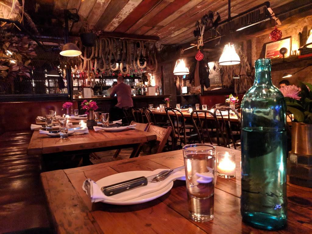 Edi & The Wolf | restaurant | 102 Avenue C, New York, NY 10009, USA | 2125981040 OR +1 212-598-1040