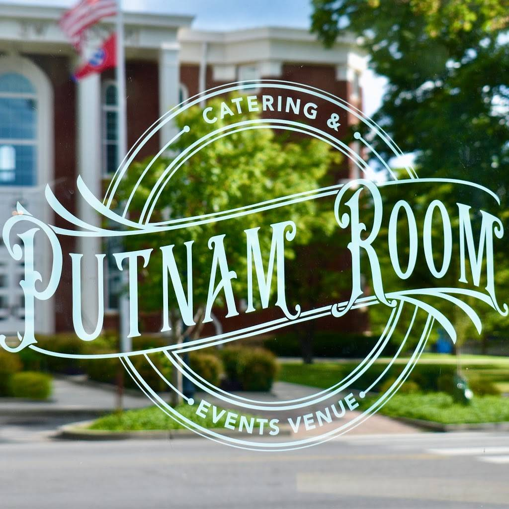 The Putnam Room | restaurant | 319 E Spring St, Cookeville, TN 38501, USA | 9316443722 OR +1 931-644-3722