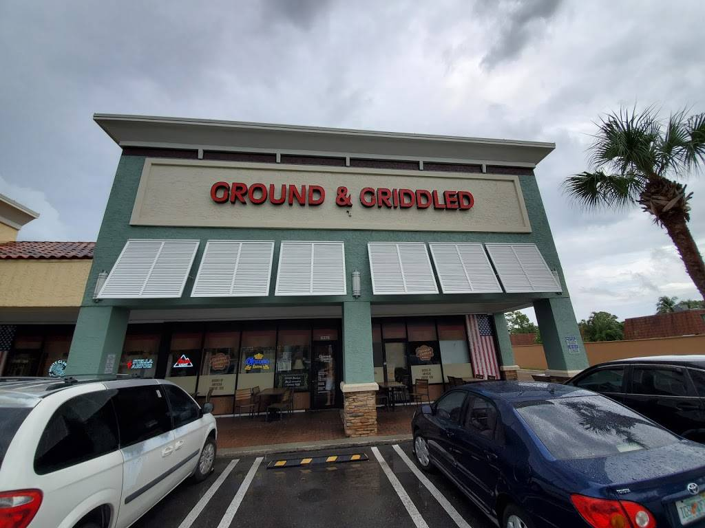 Ground & Griddled Bar & Kitchen | restaurant | 6376 Forest Hill Blvd, Greenacres, FL 33415, USA | 5612846298 OR +1 561-284-6298