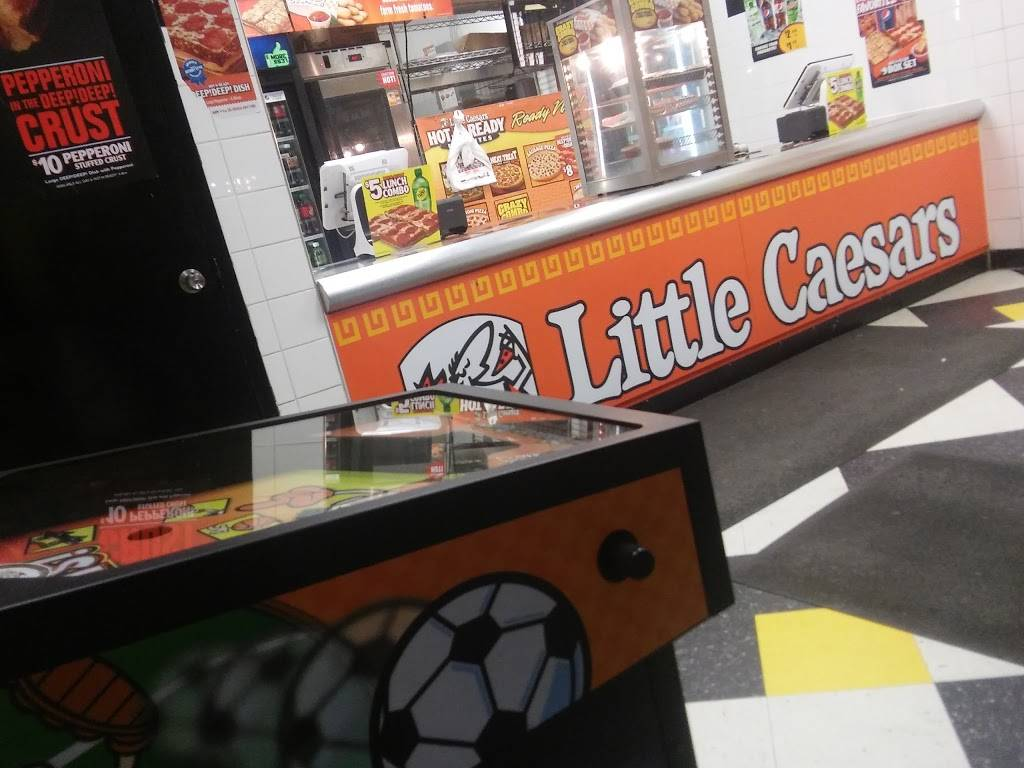 Little Caesars Pizza   meal takeaway   841 E 149th St, Bronx, NY 10455, USA   3475906370 OR +1 347-590-6370