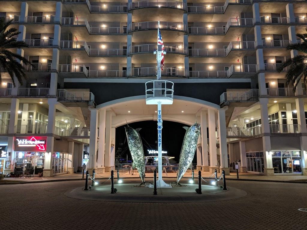 The Wharf   shopping mall   23101 Canal Rd, Orange Beach, AL 36561, USA   2512241000 OR +1 251-224-1000