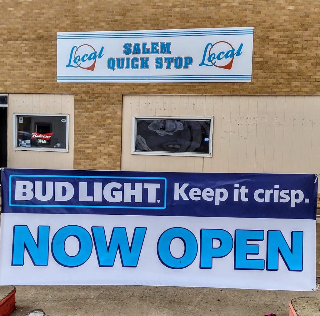 Quick Stop, LLC   restaurant   241 N Nebraska St, Salem, SD 57058, USA   6054252812 OR +1 605-425-2812