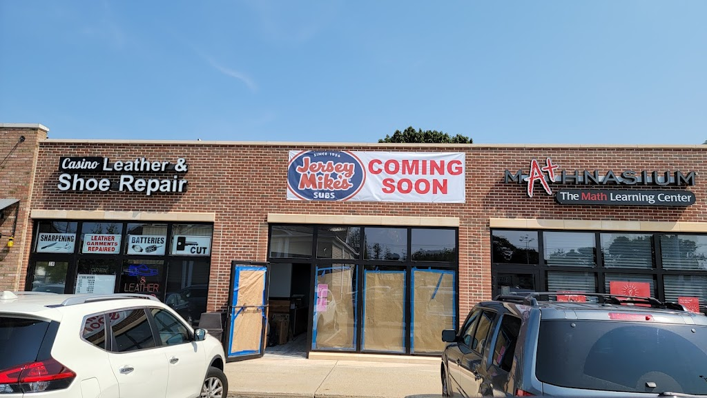 Jersey Mikes | restaurant | 15 Hewitt Square, East Northport, NY 11731, USA