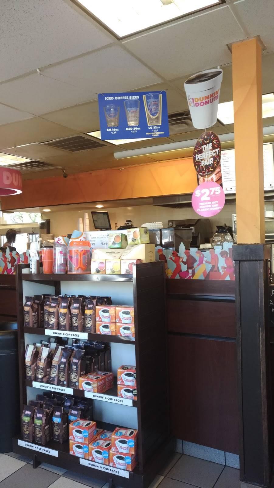 Dunkin Donuts | cafe | 402 Grand St #436, Jersey City, NJ 07302, USA | 2013603444 OR +1 201-360-3444