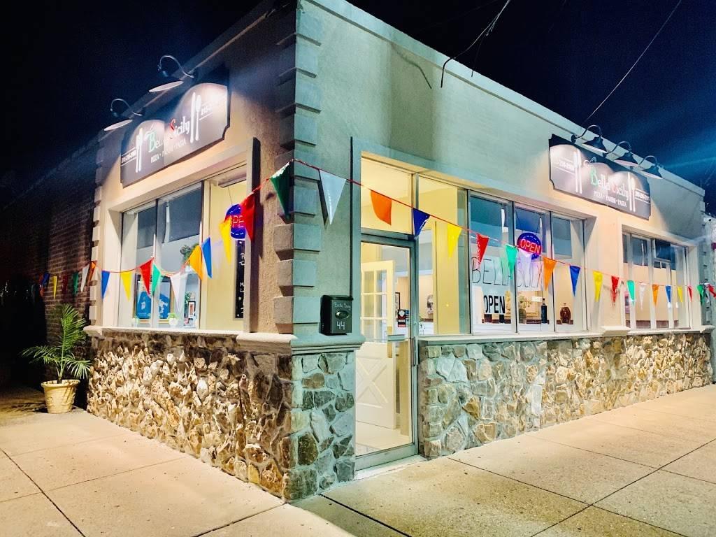 Bella Sicily | restaurant | 44 East Bridge St, Morrisville, PA 19067, USA | 2152952100 OR +1 215-295-2100