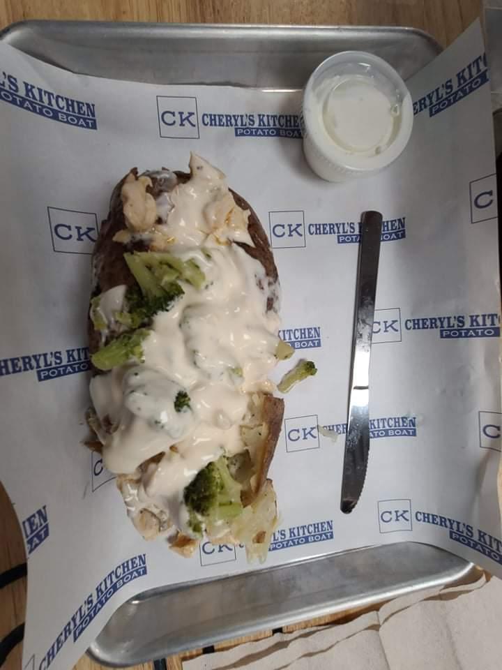 Cheryls Kitchen Potato Boat   restaurant   272 Herring Rd, Fair Play, SC 29643, USA