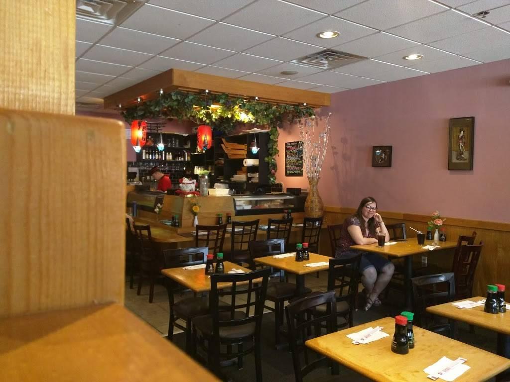 Hanami Restaurant 8145 Baltimore Ave M College Park Md