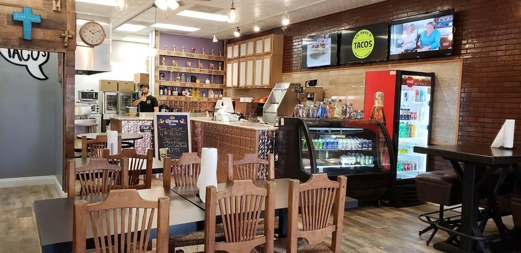 Lil Sauls Tacos | restaurant | 609 Bradford Ave Ste. 109, Kemah, TX 77565, USA | 8328642937 OR +1 832-864-2937