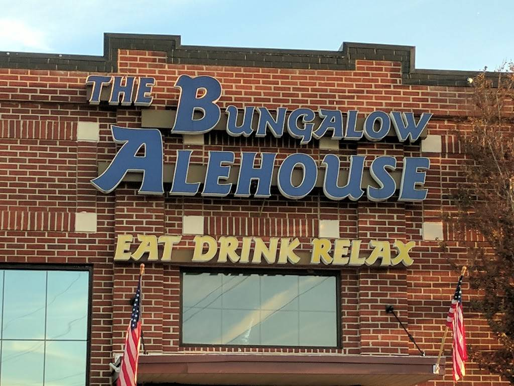 The Bungalow Alehouse   restaurant   2840 Prince William Pkwy, Woodbridge, VA 22192, USA   7035835340 OR +1 703-583-5340