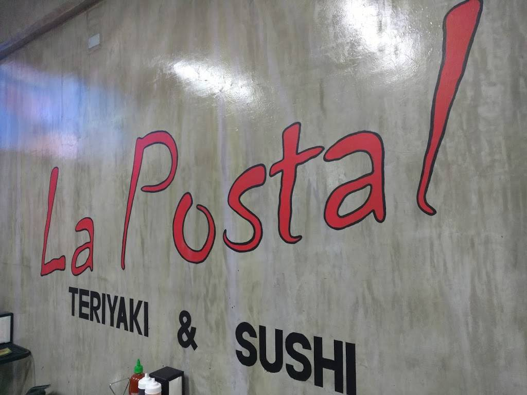 La Postal Teriyaki & Sushi   restaurant   Calle Alba Roja 13391-5, Real del Monte, 22195 Tijuana, B.C., Mexico   016641041394 OR +52 664 104 1394