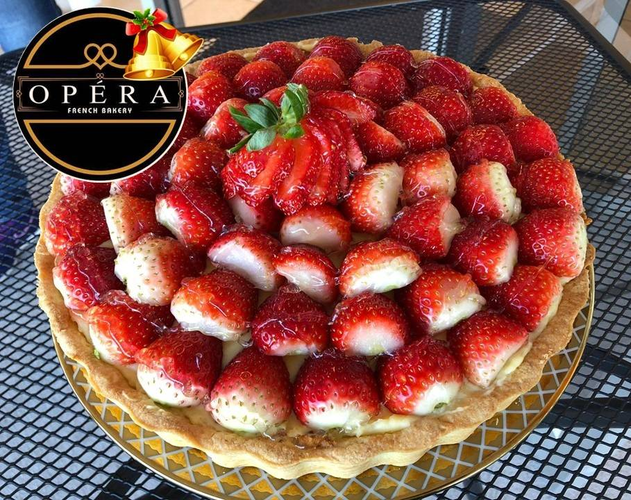 Opera French Cake and Pastry | cafe | 11414 N 56th St, Temple Terrace, Tampa, FL 33617, USA | 8135420235 OR +1 813-542-0235