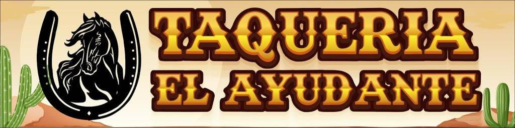 Taqueria El Ayudante | restaurant | 8623 Washington St, Thornton, CO 80229, USA | 7203796439 OR +1 720-379-6439
