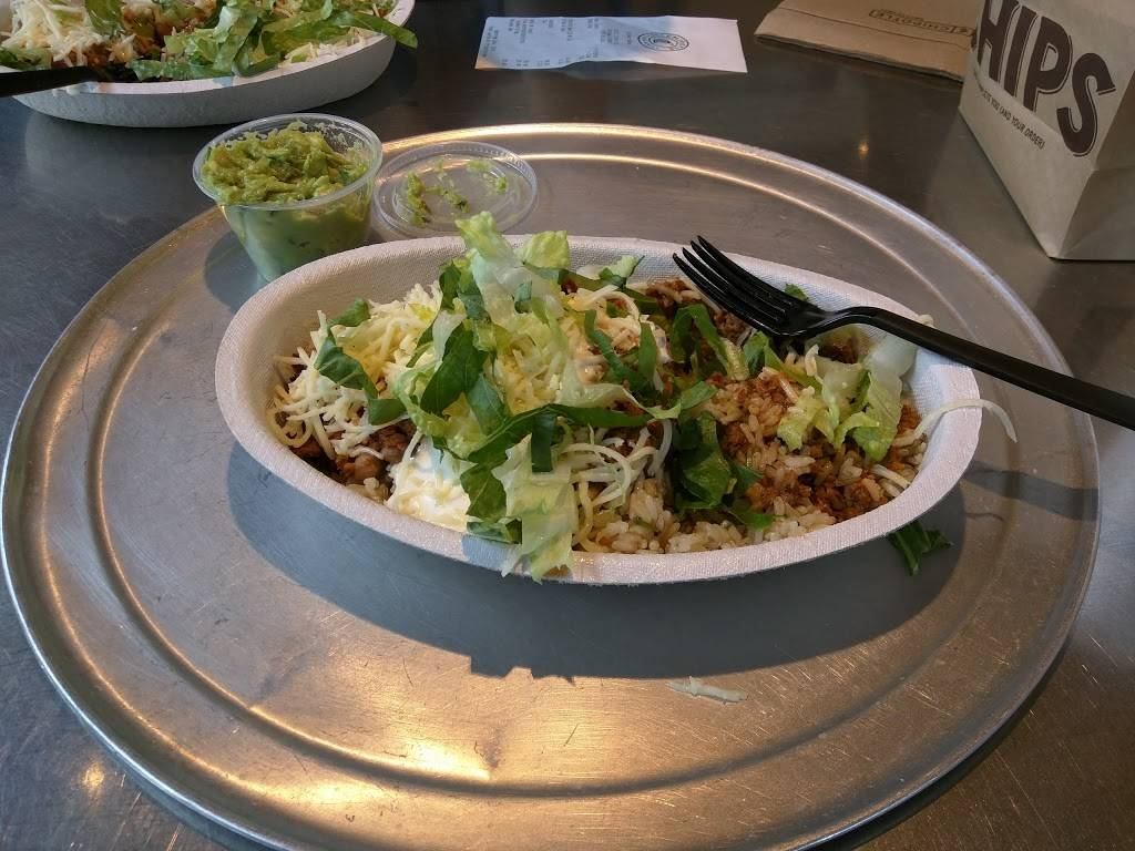 Chipotle Mexican Grill   restaurant   1132 S Clinton St Clinton &, W Grenshaw St, Chicago, IL 60607, USA   7734533021 OR +1 773-453-3021