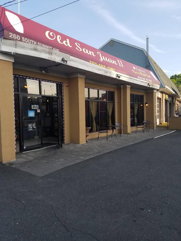 Old San Juan Express   restaurant   260 S Summit Ave, Hackensack, NJ 07601, USA   2014881367 OR +1 201-488-1367