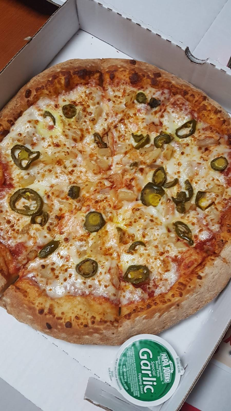 Papa Johns Pizza | restaurant | 580 32nd St, Union City, NJ 07087, USA | 2018617272 OR +1 201-861-7272