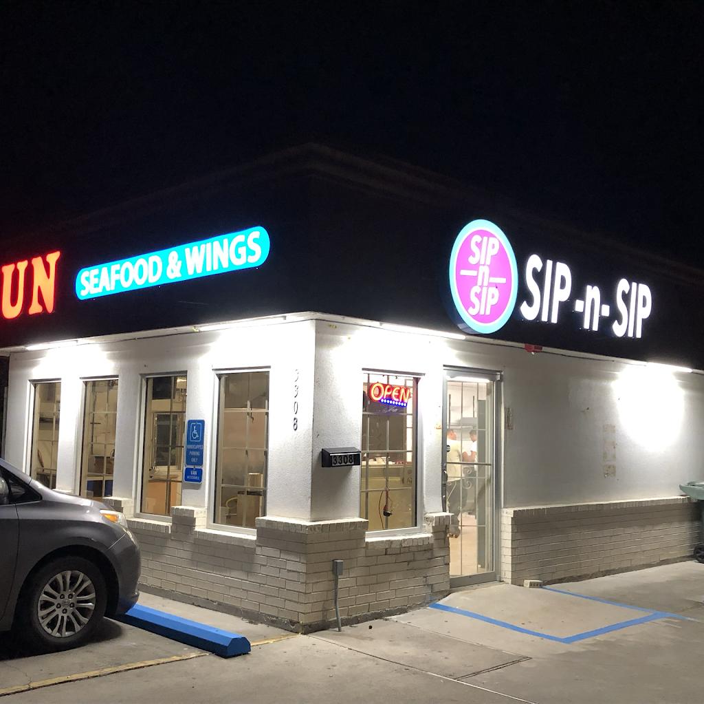 Kajun seafood & Sipnsip   restaurant   3308 S S M L King Jr Pkwy, Beaumont, TX 77705, USA   4093331824 OR +1 409-333-1824