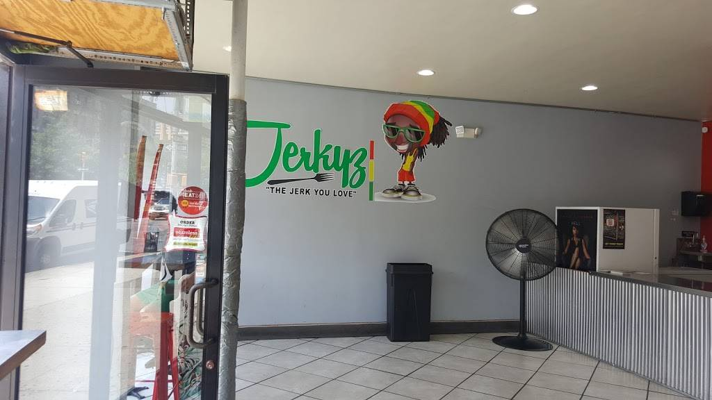 Jerkyz | restaurant | 2394 Adam Clayton Powell Jr Blvd, New York, NY 10030, USA | 2128372484 OR +1 212-837-2484