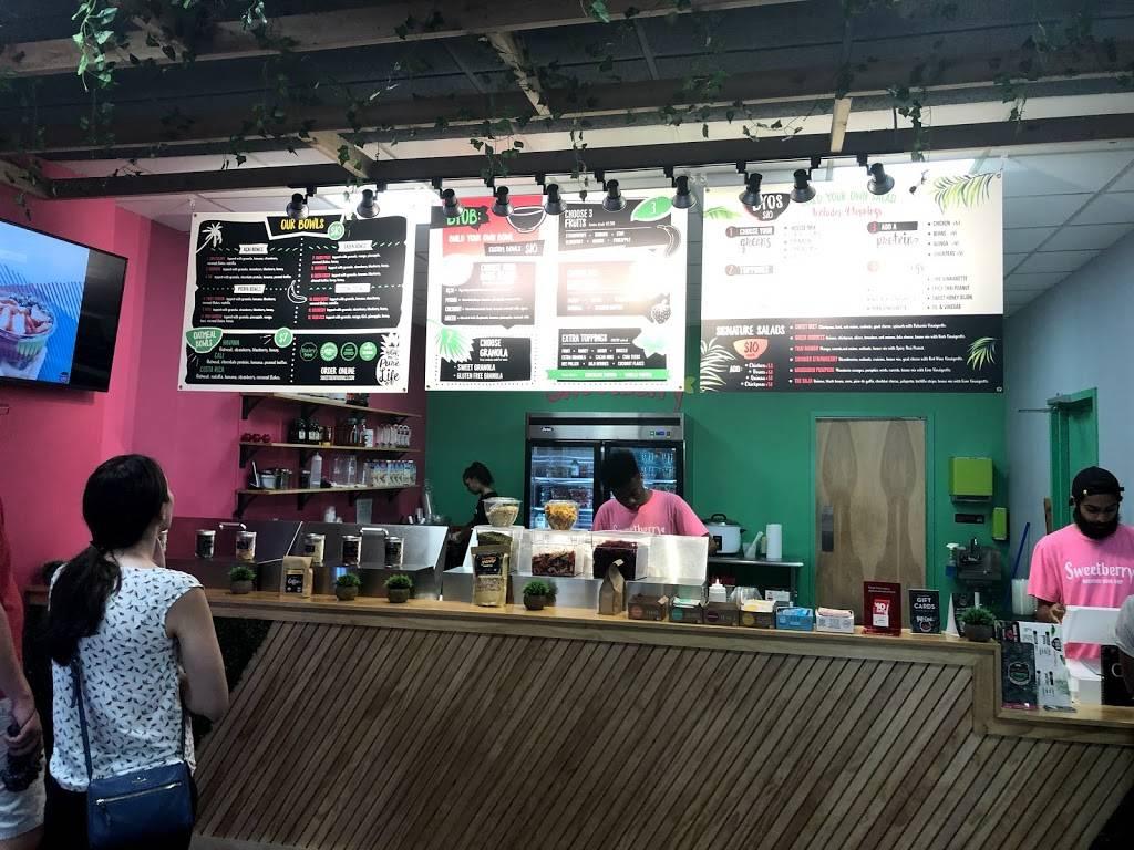 Sweetberry Bowls Jersey City | restaurant | 179 Newark Ave, Jersey City, NJ 07302, USA | 5512253015 OR +1 551-225-3015