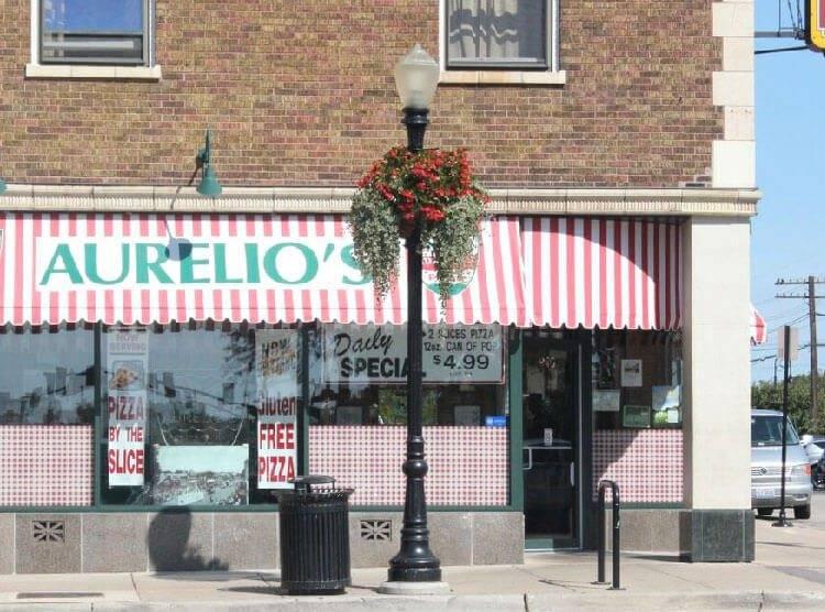Aurelios Pizza   restaurant   940 Warren Ave, Downers Grove, IL 60515, USA   6308100097 OR +1 630-810-0097