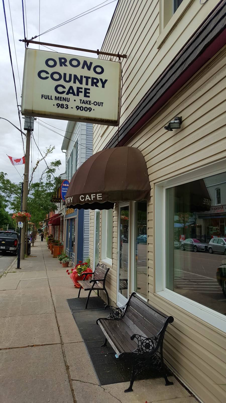 Orono Country Cafe | restaurant | 5348 Main St, Clarington, ON L0B, Canada | 9059839009 OR +1 905-983-9009