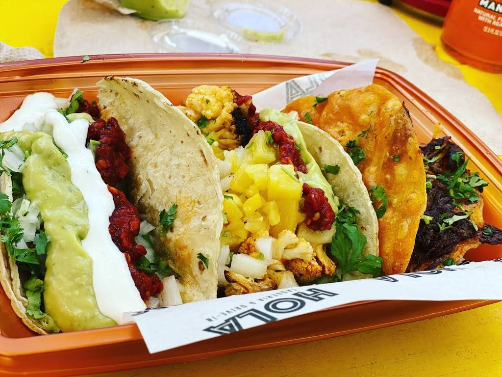 Hola Tacos Cleveland | restaurant | 12718 Larchmere Blvd, Cleveland, OH 44120, USA | 2169389301 OR +1 216-938-9301