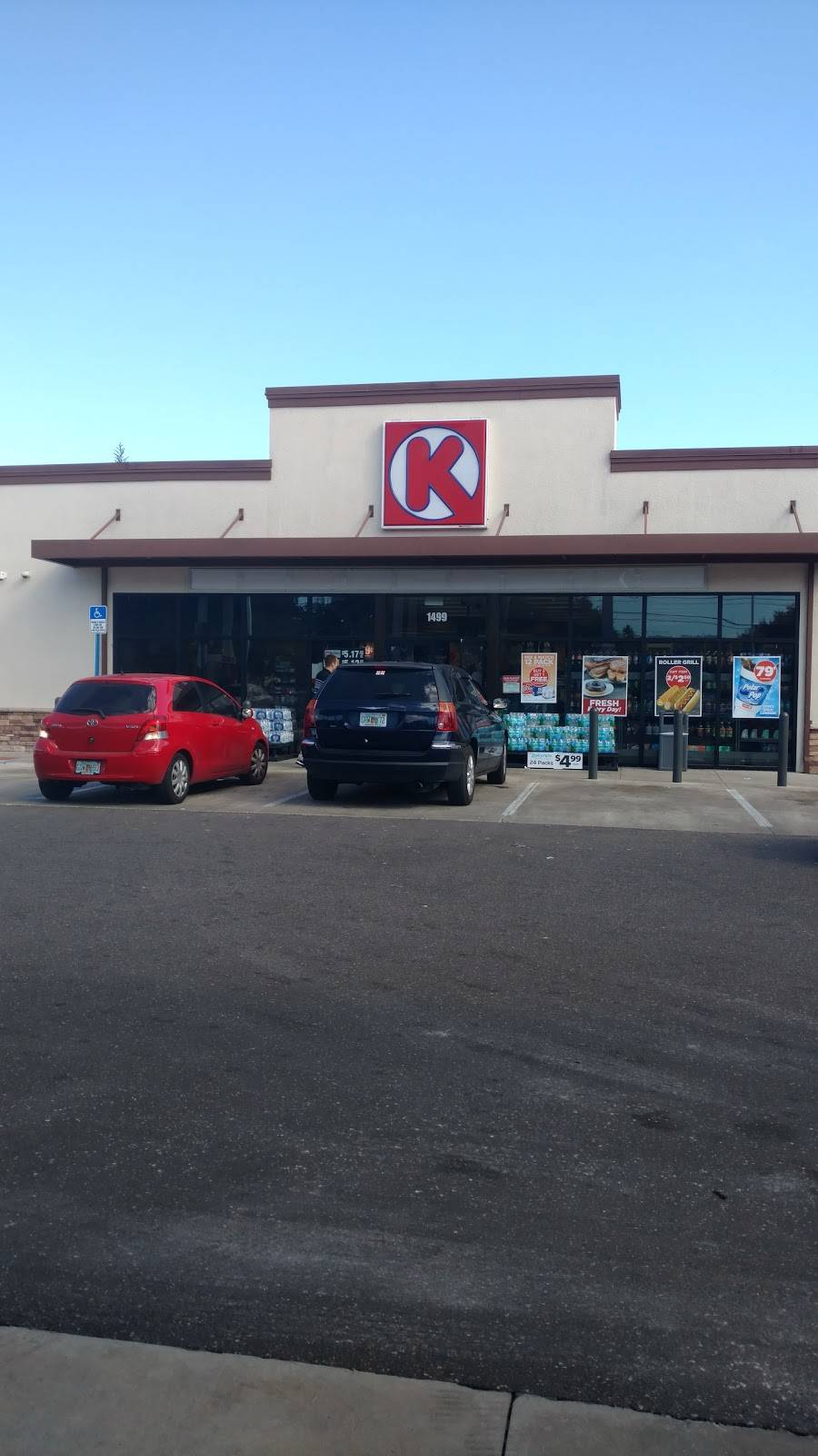 Circle K | meal takeaway | 1499 S Belcher Rd, Largo, FL 33771, USA | 7275992325 OR +1 727-599-2325