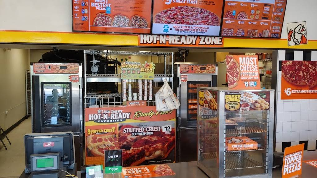 Little Caesars Pizza | meal takeaway | 3242 Bridge Ave, Point Pleasant, NJ 08742, USA | 7327011000 OR +1 732-701-1000