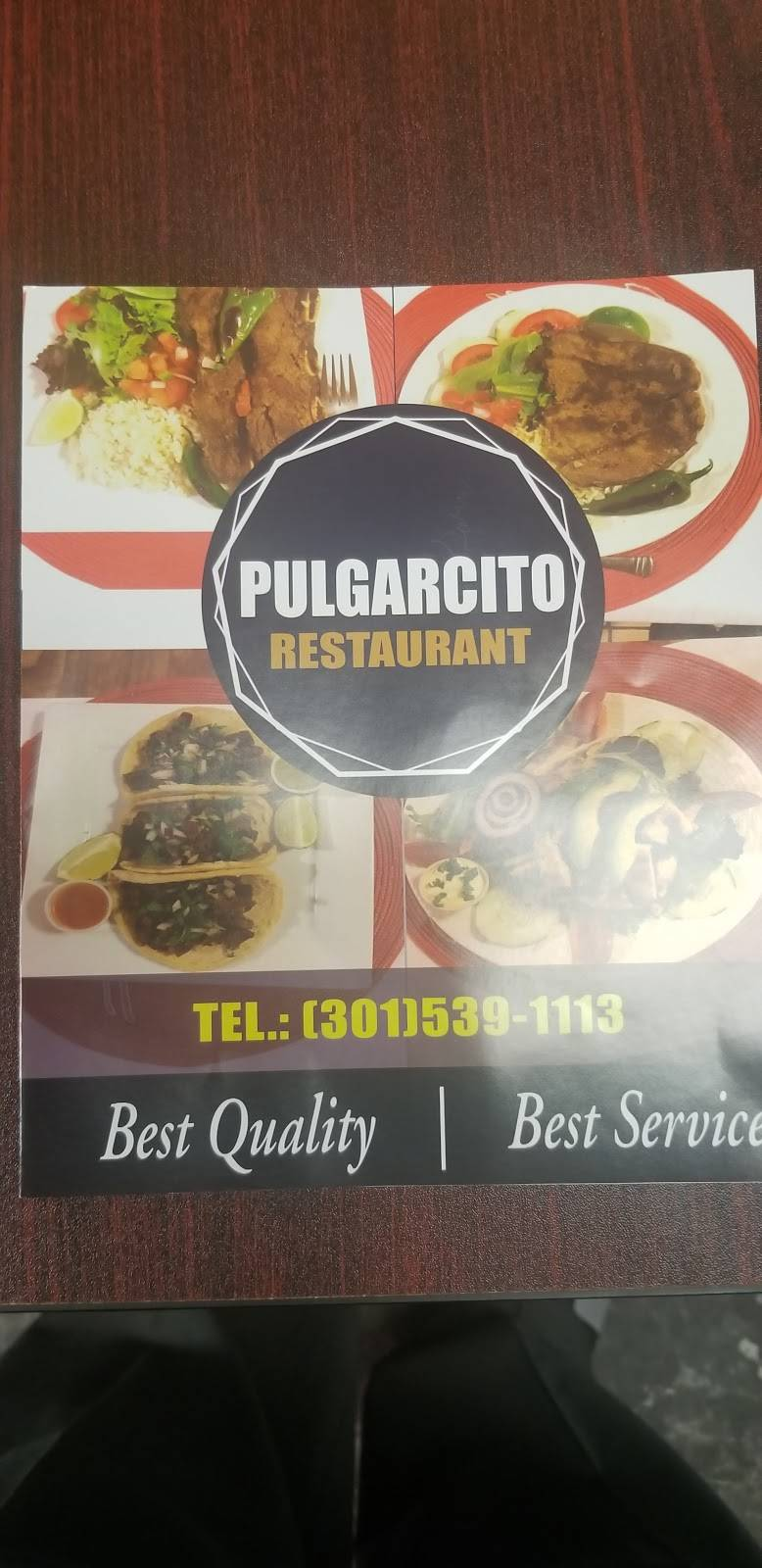 El Pulgarcito | restaurant | Seabrook, MD 20706, USA | 3015391113 OR +1 301-539-1113