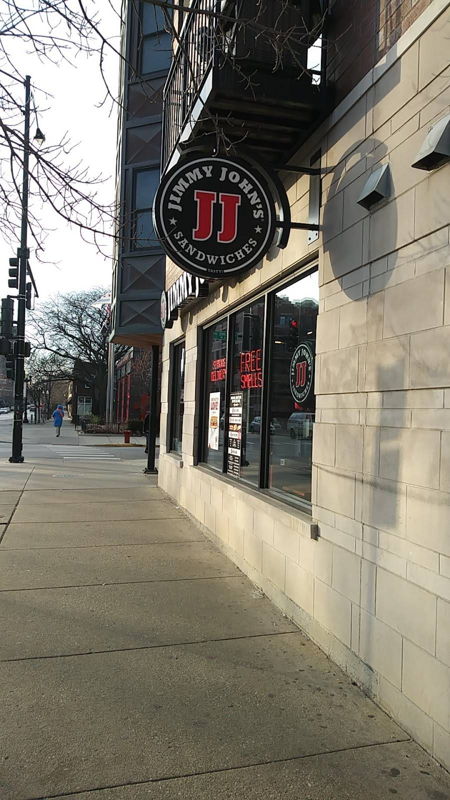 Jimmy Johns | meal delivery | 1148 W Wilson Ave, Chicago, IL 60640, USA | 7739072200 OR +1 773-907-2200