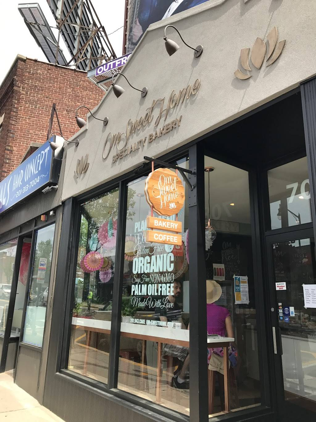 Om Sweet Home Specialty Bakery   bakery   708 Anderson Ave, Cliffside Park, NJ 07010, USA   2019432253 OR +1 201-943-2253