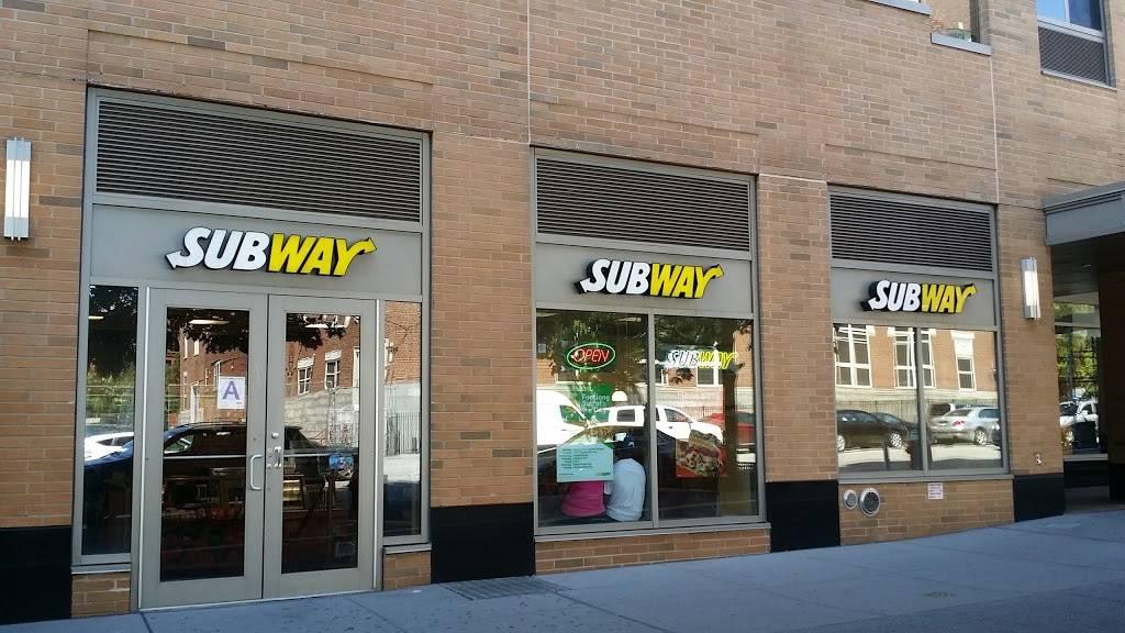 Subway Restaurants | restaurant | 300 W 135th St, New York, NY 10030, USA | 2122837526 OR +1 212-283-7526
