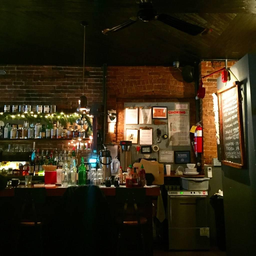 Tradesman   restaurant   222 Bushwick Ave, Brooklyn, NY 11206, USA   7183865300 OR +1 718-386-5300