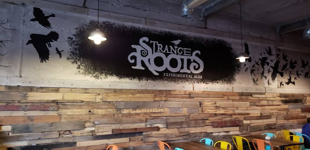 Strange Roots Experimental Ales   restaurant   501 E Ohio St, Pittsburgh, PA 15209, USA   4124072506 OR +1 412-407-2506